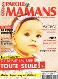 Parole de Mamans Printemps 2011 Cover Med