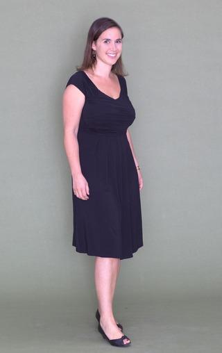 Emmanuelle robe salsa
