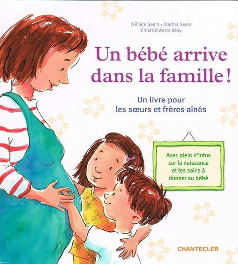 """Résultat de recherche d'images pour """"un bébé arrive livre"""""""