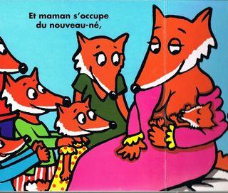 Louise a une famille nombreuse illu 1